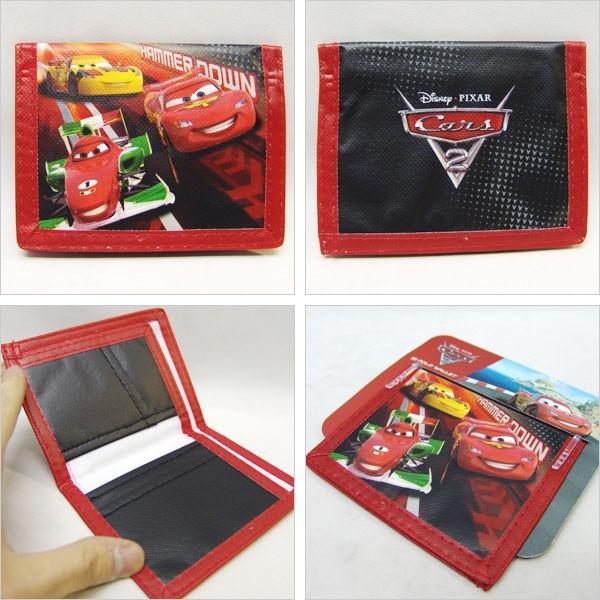 Cars カーズ カードケース 財布 (12cm×9cm)2MQFB|suxel|02