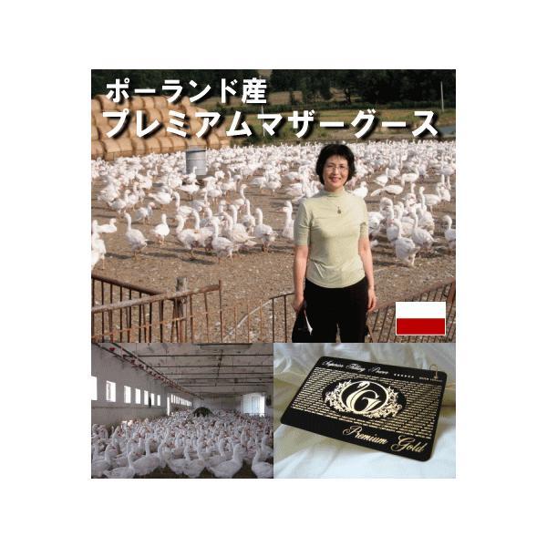 羽毛布団 工場直販 ポーランド産マザーグース 立体キルト シングルロング 150x210cm 日本製 プレミアムゴールドラベル付き|suyasuya|02