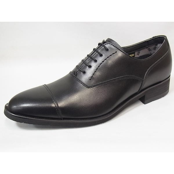 リーガル 靴 メンズ ゴアテックス REGAL 35HR BLK ブラック ストレートチップ 3E ビジネスシューズ 防水 人気 紳士靴|suzuchu-footwear