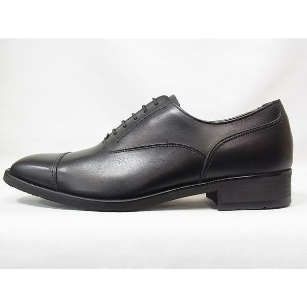 リーガル 靴 メンズ ゴアテックス REGAL 35HR BLK ブラック ストレートチップ 3E ビジネスシューズ 防水 人気 紳士靴|suzuchu-footwear|02