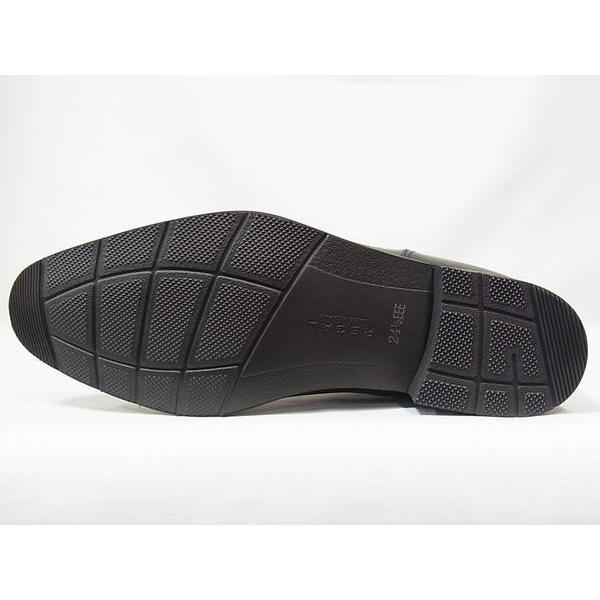 リーガル 靴 メンズ ゴアテックス REGAL 35HR BLK ブラック ストレートチップ 3E ビジネスシューズ 防水 人気 紳士靴|suzuchu-footwear|05