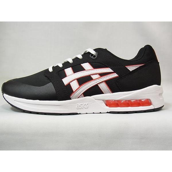 アシックスタイガー メンズ スニーカー ゲルサガ ソウ ASICS tiger GELSAGA SOU BLACK/WHITE ブラック/ホワイト シューズ|suzuchu-footwear|02