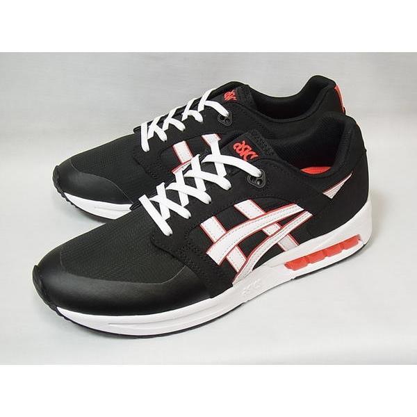 アシックスタイガー メンズ スニーカー ゲルサガ ソウ ASICS tiger GELSAGA SOU BLACK/WHITE ブラック/ホワイト シューズ|suzuchu-footwear|03