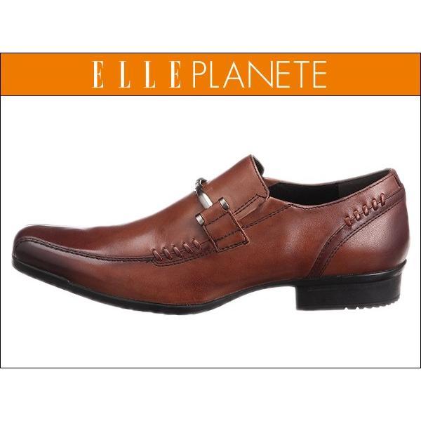 マドラス エル プラネット ELLE PLANETE PT5036 COG コニャック メンズ ビジネスシューズ|suzuchu-footwear|02