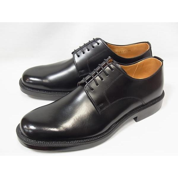 ケンフォード メンズ ビジネスシューズ KENFORD K641L BLK ブラック リーガル 紳士靴|suzuchu-footwear