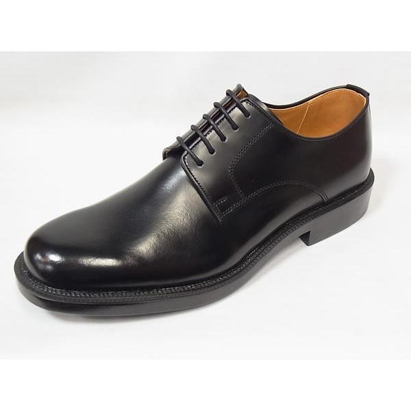 ケンフォード メンズ ビジネスシューズ KENFORD K641L BLK ブラック リーガル 紳士靴|suzuchu-footwear|02
