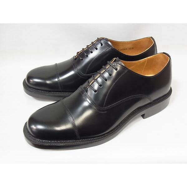 ケンフォード メンズ ストレートチップ KENFORD K643L BLK ブラック リーガル 紳士靴|suzuchu-footwear