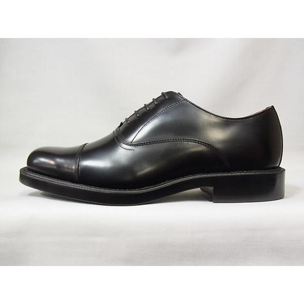 ケンフォード メンズ ストレートチップ KENFORD K643L BLK ブラック リーガル 紳士靴|suzuchu-footwear|02