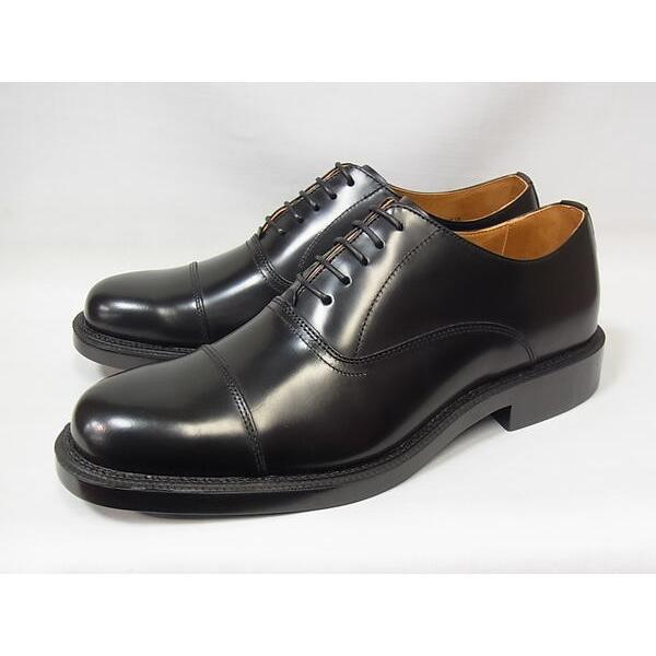 ケンフォード メンズ ストレートチップ KENFORD K643L BLK ブラック リーガル 紳士靴|suzuchu-footwear|03