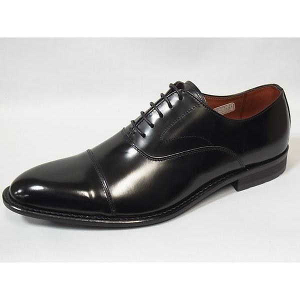 ケンフォード ストレートチップ KENFORD KB48 AJ BLK ブラック リーガル 人気 紳士靴|suzuchu-footwear|02