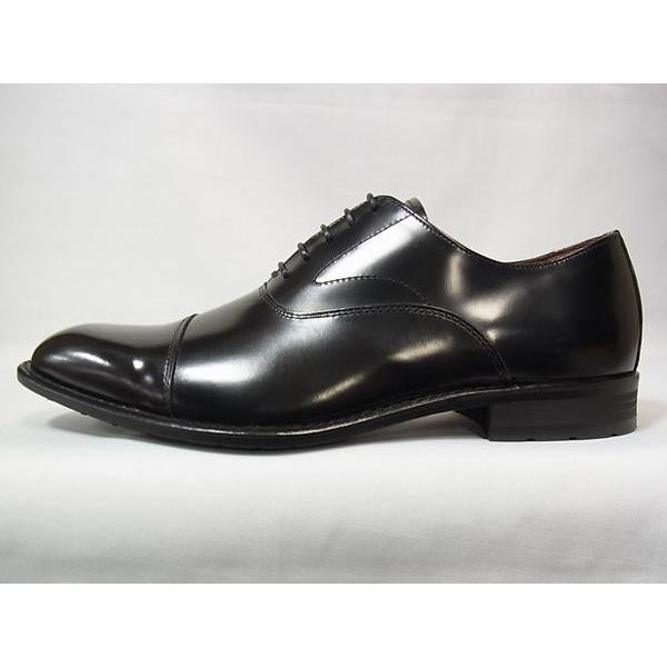 ケンフォード ストレートチップ KENFORD KB48 AJ BLK ブラック リーガル 人気 紳士靴|suzuchu-footwear|03