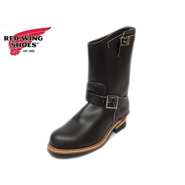 レッドウィング エンジニアブーツ REDWING 9268 black Klondike ブラック クロンダイク|suzuchu-footwear
