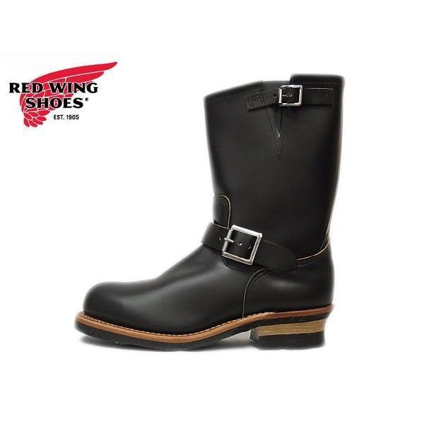 レッドウィング エンジニアブーツ REDWING 9268 black Klondike ブラック クロンダイク|suzuchu-footwear|02
