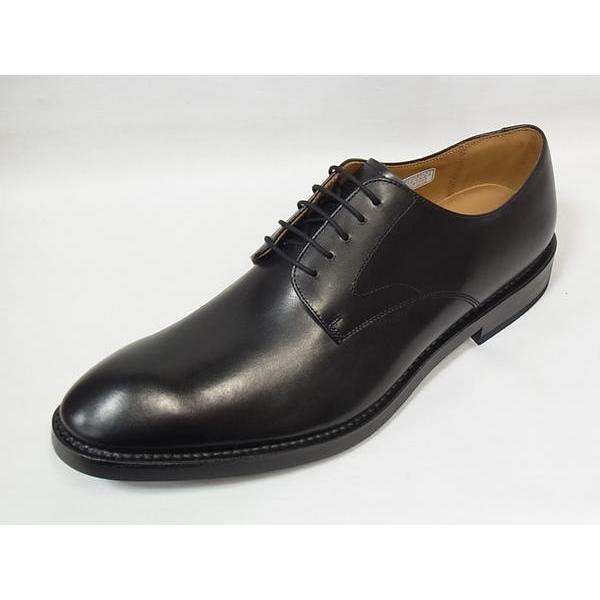 リーガル 正規品 靴 メンズ REGAL 04RR BG BLK ブラック プレーントゥ ビジネスシューズ 新作 日本製 紳士靴|suzuchu-footwear|02