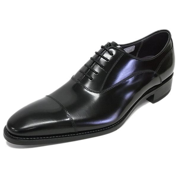 リーガル 正規品 ストレートチップ REGAL 25AR BE BLK ブラック メンズ ビジネス 人気 紳士靴|suzuchu-footwear