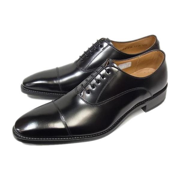 リーガル 正規品 ストレートチップ REGAL 315R BD BLK ブラック 人気 紳士靴|suzuchu-footwear