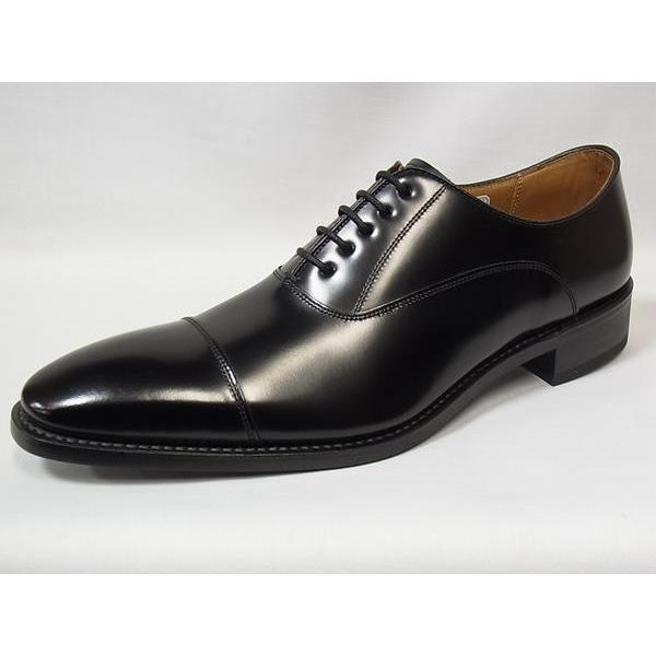 リーガル 正規品 ストレートチップ REGAL 315R BD BLK ブラック 人気 紳士靴|suzuchu-footwear|02