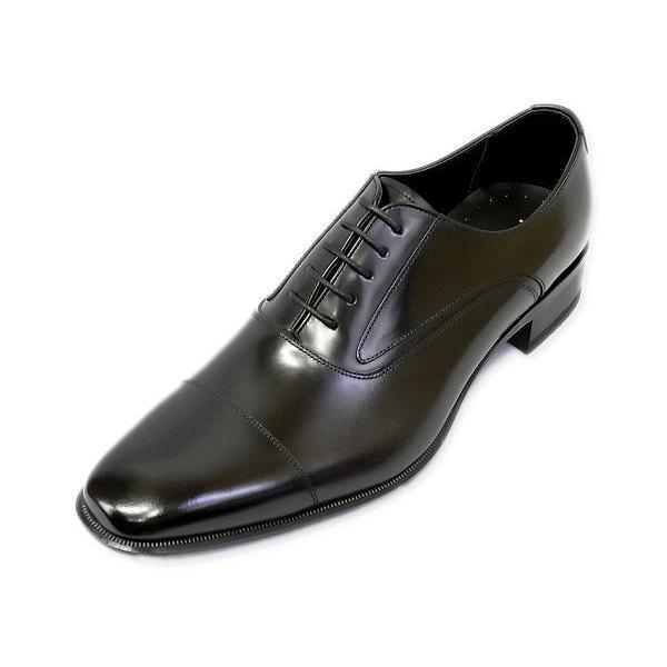 リーガル 靴 メンズ ストレートチップ REGAL 725R AL BLK ブラック セール 紳士靴|suzuchu-footwear