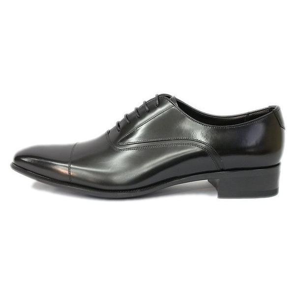 リーガル 靴 メンズ ストレートチップ REGAL 725R AL BLK ブラック セール 紳士靴|suzuchu-footwear|02