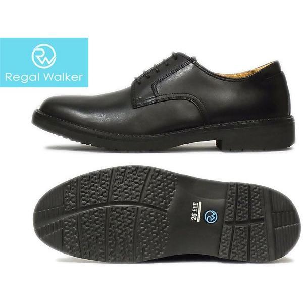リーガル 正規品 リーガルウォーカー REGAL WALKER  101W AH BLK ブラック メンズ カジュアル シューズ 人気 紳士靴|suzuchu-footwear|02