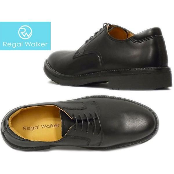 リーガル 正規品 リーガルウォーカー REGAL WALKER  101W AH BLK ブラック メンズ カジュアル シューズ 人気 紳士靴|suzuchu-footwear|03
