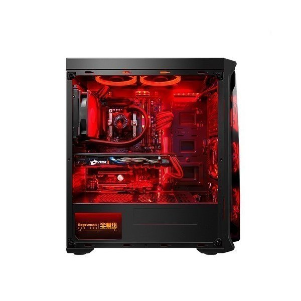ゲーミングPCデスクトップ Core i7-8700K/ターボ4.7Ghz/ メモリ8GB/SSD 240GB/COLORFUL 1060 6G GAMING V5/500W/GETWORTH/win10homeEnglish|suzukazemarket|02