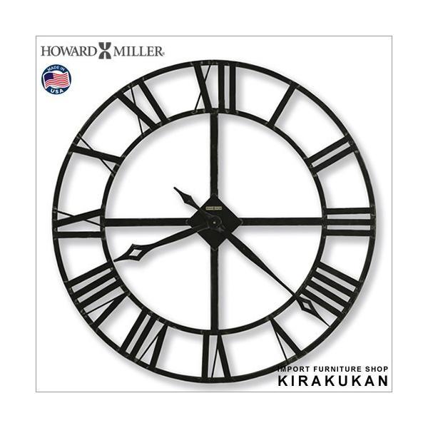 ハワード ミラー 壁掛け時計 LacyII 625-423