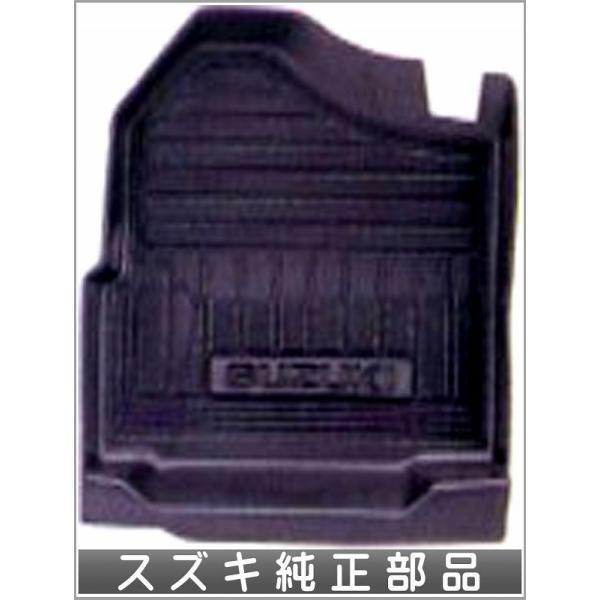 ジムニー フロアマット・トレー  ※グレーです  スズキ純正部品 パーツ オプション|suzukimotors-dop-net