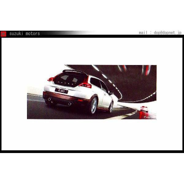 C30 S40 V50 ボディキット (C30用) プライマー(無塗装)  ボルボ純正部品 パーツ オプション