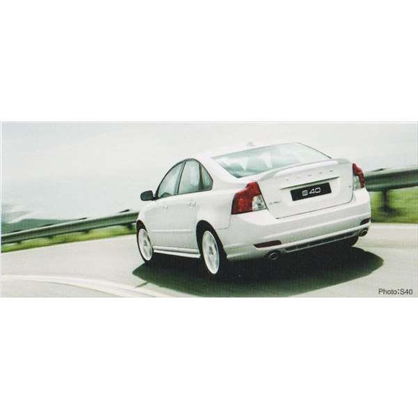 C30 S40 V50 ボディキット (S40用) プライマー(無塗装)  ボルボ純正部品 パーツ オプション