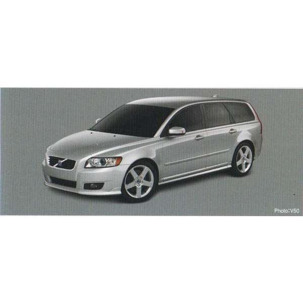C30 S40 V50 ボディキット (V50用) プライマー(無塗装)  ボルボ純正部品 パーツ オプション