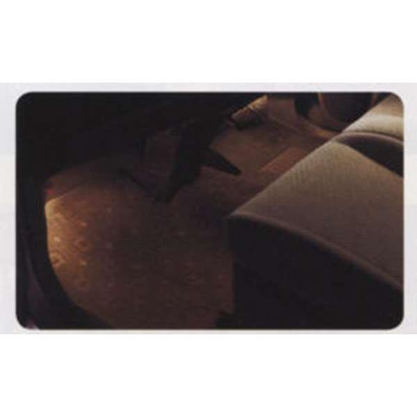 フットウェルランプ(運転席・助手席足元:白色照明) K2DB0 B6400-4A100 モコ MG22S 日産|suzukimotors2