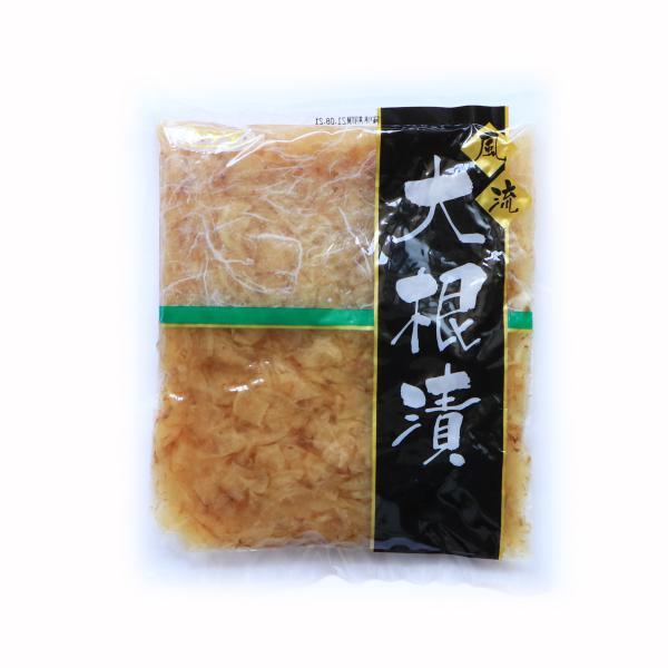 風流大根漬 国産 (500g×15袋) 株式会社アサダ  送料無料 1箱