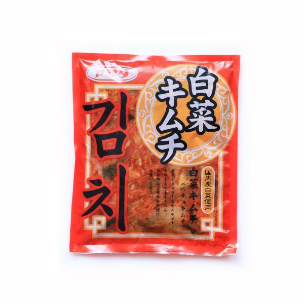 冷凍 マイルドキムチ 国内産白菜使用 (500g×6袋) 株式会社アサダ 送料無料