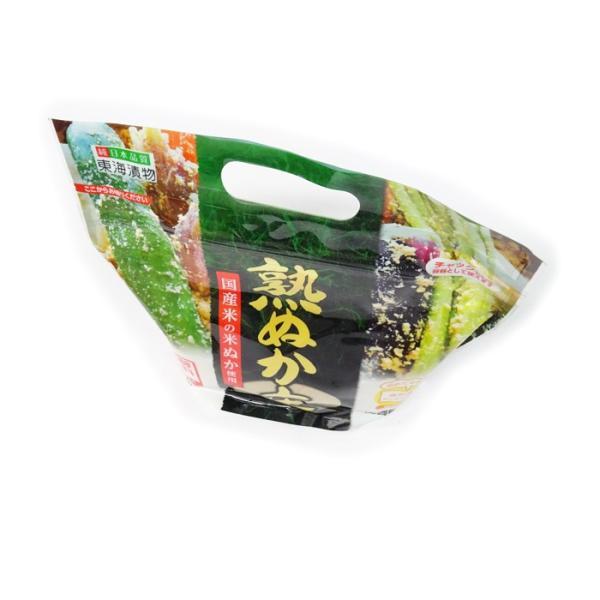 【送料無料】国産米の米ぬか使用 熟ぬか床 《1.2kg×10個》 東海漬物株式会社1ケース