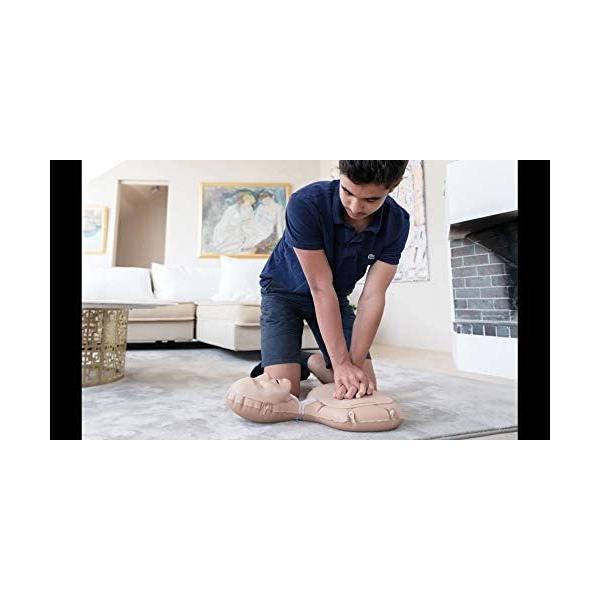 レールダル ミニアン CPR AED学習キット Laerdal 心肺蘇生訓練用人形|suzumori|03