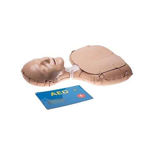 レールダル ミニアン CPR AED学習キット Laerdal 心肺蘇生訓練用人形|suzumori|02