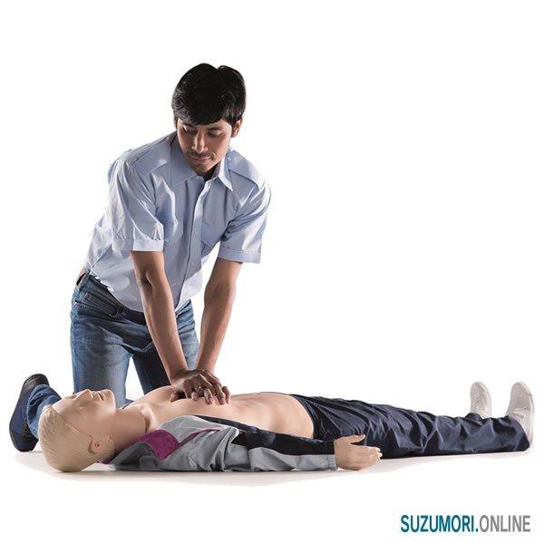 レールダル レサシアン ファーストエイド 全身 CPRトレーニング|suzumori|02
