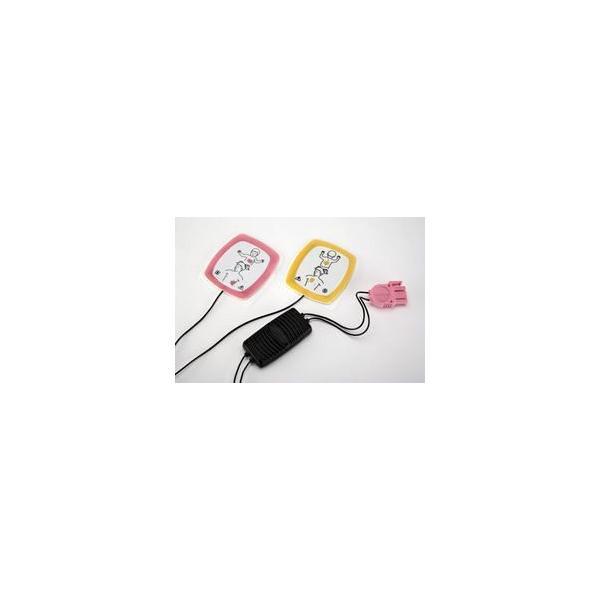 フィジオコントロール ライフパックCR Plus 交換用 小児用電極 【1組】|suzumori