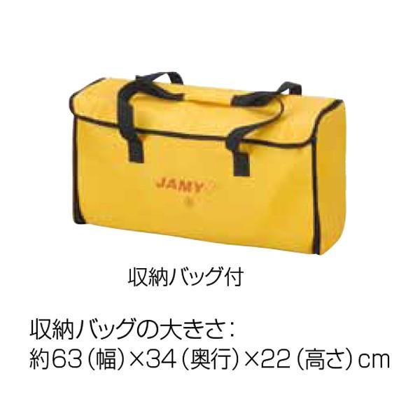JAMY-P ソフトケース付 【ウェアー付き】 心肺蘇生 CPR 教育・訓練用 簡易模擬人体モデル suzumori 03