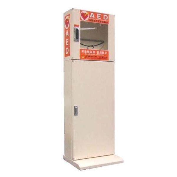AED収納ボックス AED-KCJC【スタンドタイプ】|suzumori