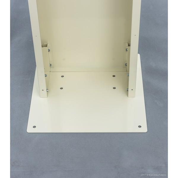 両開き 自立式 屋内型 AED収納ボックス AED110KB 【スタンドタイプ】|suzumori|04