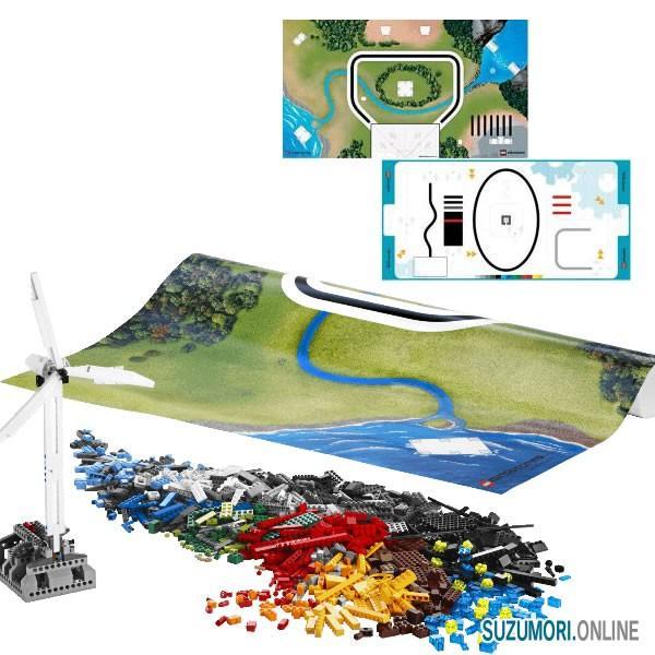 LEGO レゴ グリーンシティ チャレンジセット ロボティクス トレーニング マット ※注)学生/教育機関向け限定販売条件付|suzumori|02