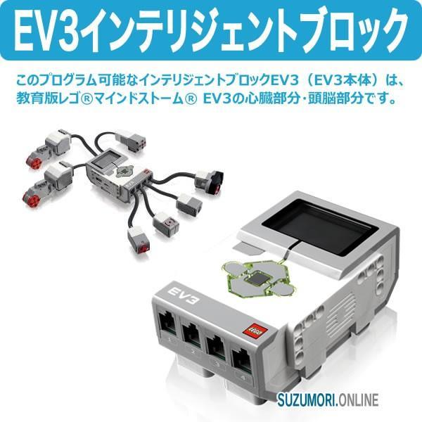 LEGO 教育版レゴ マインドストーム EV3 インテリジェントブロック 45500 国内正規品|suzumori