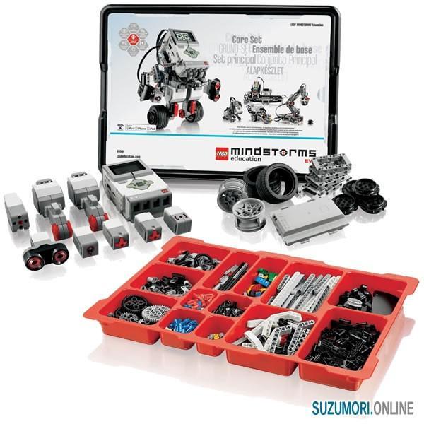 LEGO 教育版レゴ マインドストーム EV3 フルセット 学習カリキュラム付 国内正規品 suzumori 04