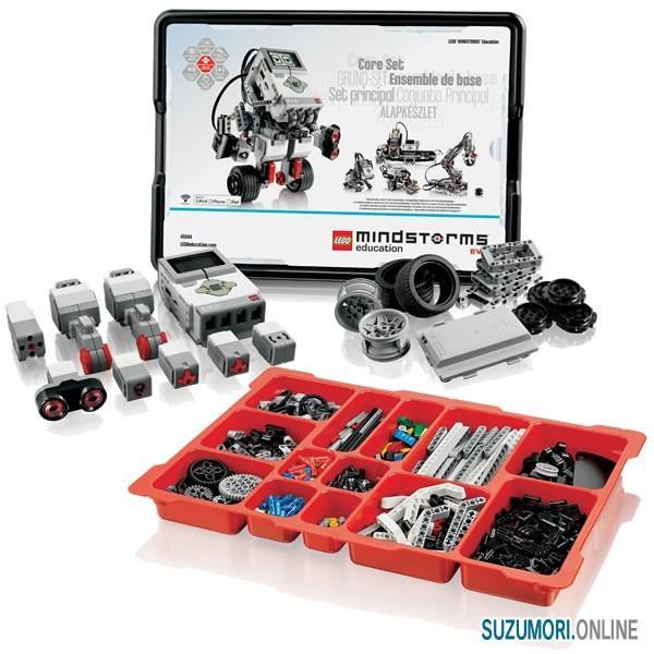 LEGO 教育版レゴ マインドストーム EV3 スターターセット カリキュラム無 国内正規品|suzumori|02