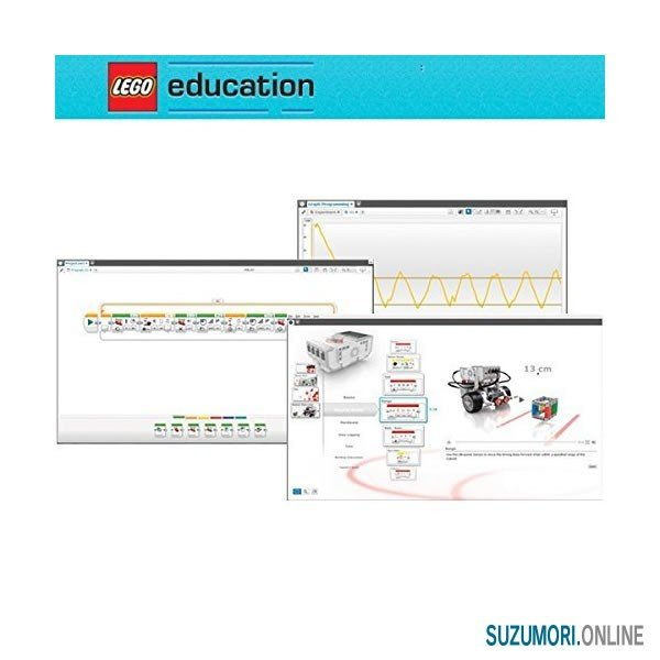 LEGO 教育版レゴ マインドストーム EV3 スターターセット カリキュラム無 国内正規品|suzumori|03