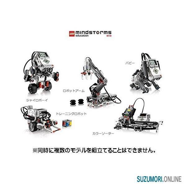LEGO 教育版レゴ マインドストーム EV3 スターターセット カリキュラム無 国内正規品|suzumori|05