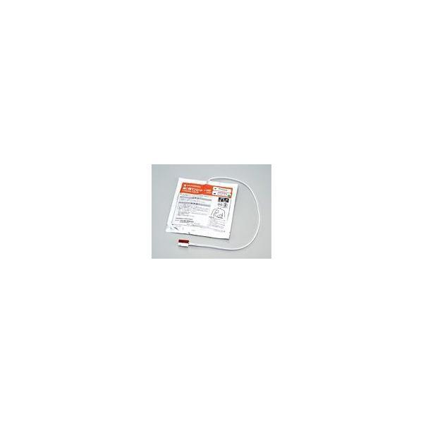 日本光電 AED-9000シリーズ・AED-1200 共通 成人用使い捨てパドル H320 【 P-590 成人用パッド 1枚組 】|suzumori