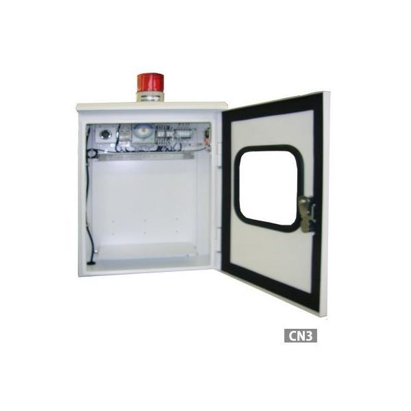 屋外用防水仕様 AED収納ボックス JYO-CS3 【スタンドタイプ】 ※受注生産品|suzumori|02